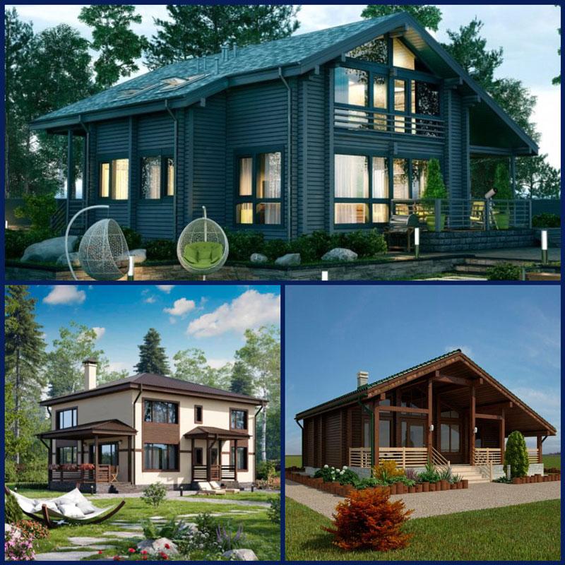 строительство каркасных домов уфа