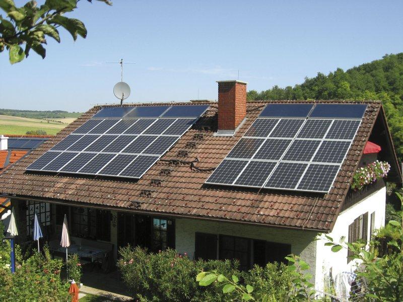 установка солнечных батарей в уфе